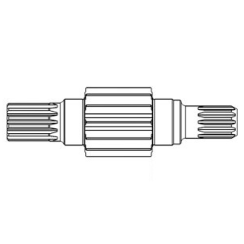 A&I Products 104657C1 Bull Pinion - image 1