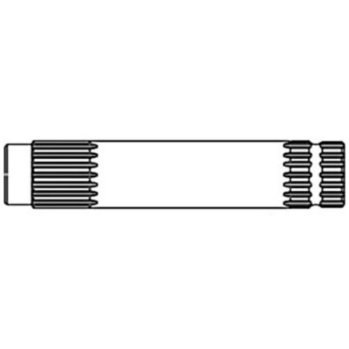 A&I Products 104837A Clutch Shaft - image 1