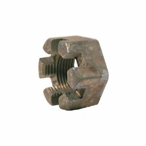 "Nut 1-1/8""-12 Slotted 00020900"
