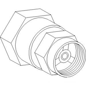 Q.Cplr Socket 1280492C1