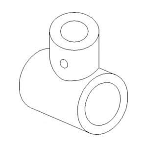 Hub Auger Finger 1308425C1