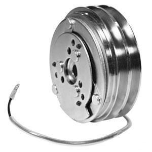 """Clutch - Sanden Style 2 groove 5.22"""" Pulley 13764"""