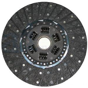 "Trans Disc: 12"" organic Spring Loaded Flat flyWheel w/Spacer 156217AS"