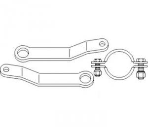 Hyd. Single Breakaway Clamp 182974M1