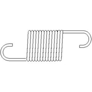 Spring Hydraulic Pump Response 1868454M2