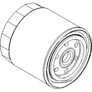Filter Hydraulic 20410800