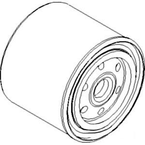 Filter Hydraulic 20452002