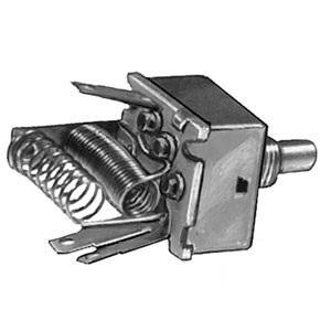 Switch Blower w/ Resistor on Switch Short Shaft 12 volt 220-217
