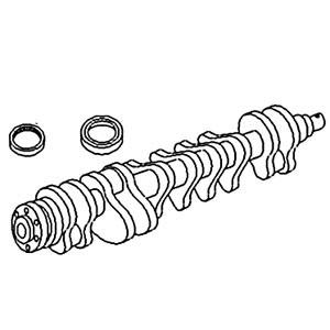 Seal Front Crankshaft 2415338