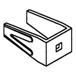 Tooth Kit Straw CHopper 271580
