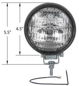 Headlapm Sealed Beam 6 Volt 28A11