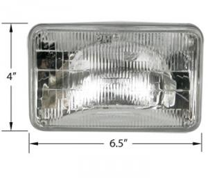 Lamps Sealed Beam Halogen 12 Volt 28A125