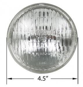 Bulb Sealed Beam 4440X 28A156