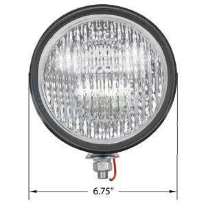 Lamp Rubber Body 12 Volt 28A25