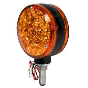 Safety Light Amber LED 12 Volt 28A43