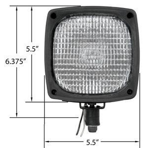 Lamp Assembly Halogen Flood 28A446