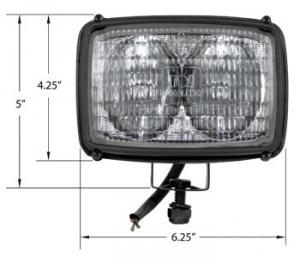 Lamp Assembly Halogen Flood 28A673