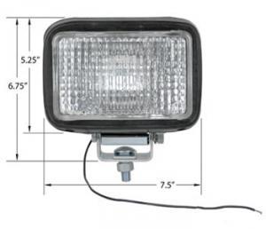 Lamp Assembly Halogen Flood 28A930