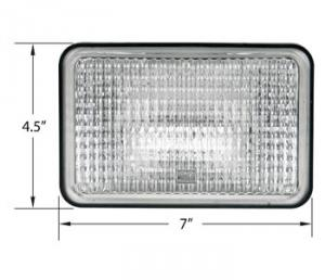 Replacement Sealed Beam 12 Volt 28A931