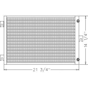 Condenser 3383908M5