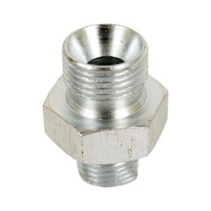 Straight Reduction Male BSP X Male BSP Adapter 2 pk 3420R-06-04