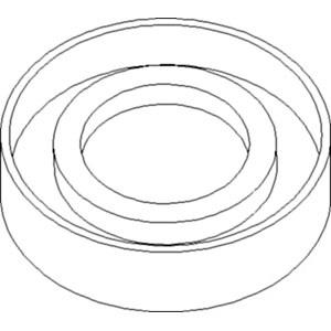 Seal PTO Shaft 55 MM X 12 MM 37150-25360