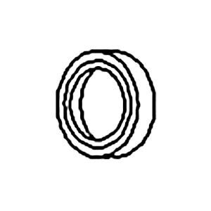 O-Ring Water Pump Sealing 3902089