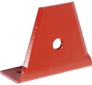 Blade Straw CHopper Concave End 396962A1