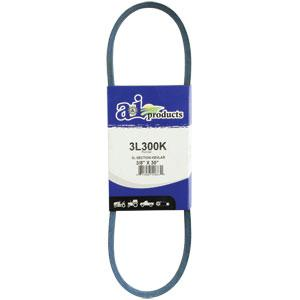 """Kevlar Blue V-Belt 3/8"""" X 30""""  3L300K"""