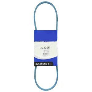 """Kevlar Blue V-Belt 3/8"""" X 32""""  3L320K"""