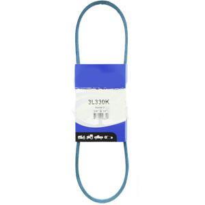 """Kevlar Blue V-Belt 3/8"""" X 33""""  3L330K"""