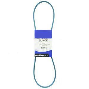 """Kevlar Blue V-Belt 3/8"""" X 40""""  3L400K"""