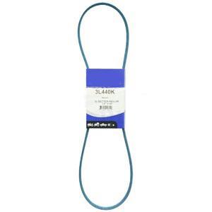 """Kevlar Blue V-Belt 3/8"""" X 44""""  3L440K"""