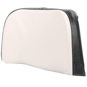 Back Cushion WHT/BLK 404188R2-5