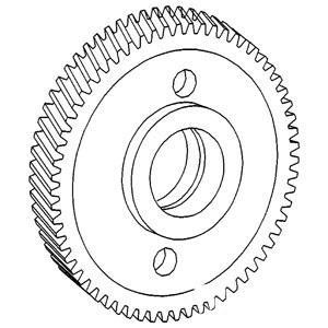 Gear Idler 41115023