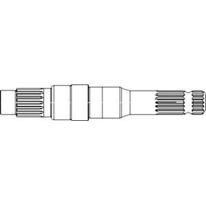 Shaft PTO 1000 RPM 4348178
