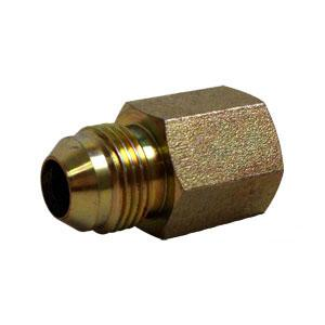 Straight Solid Male JIC X Female NPT Adapter 43A23