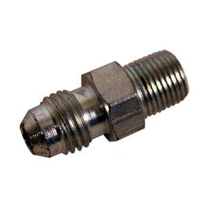 Straight Solid Male JIC X Male NPT Adapter 43C19