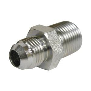 Straight Solid Male JIC X Male NPT Adapter 43C20