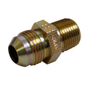 Straight Solid Male JIC X Male NPT Adapter 43C21