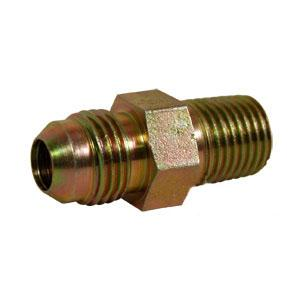 Straight Solid Male JIC X Male NPT Adapter 43C28