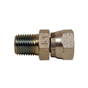 Straight Female X Male NPT Swivel Adapter 43D13