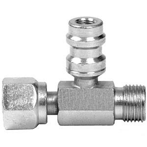 Universal Splicer w/ R134A Service Port 461-3205