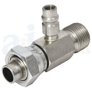 Universal Splicer w/ R134A Service Port 461-3207