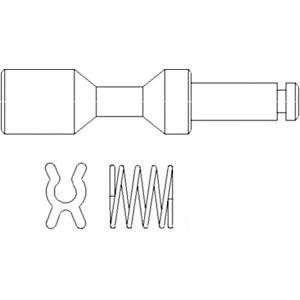 Q. D. Pin Kit 48A23P