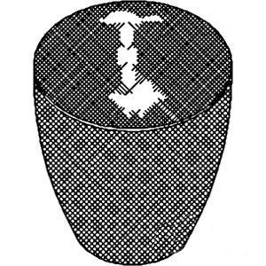 Knob Gear Lever 4960851