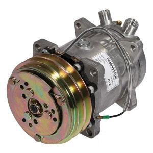 Compressor New Sanden Style w/ Clutch 9285 500-270