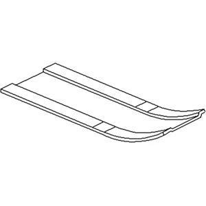 Plate Skid w/ Weld on pad 56330200