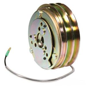 """Clutch - Sanden Style 2 groove 5.22"""" Pulley 600-729"""
