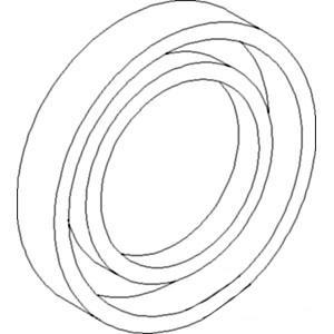 Seal Clutch Shaft 70235253
